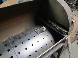 BBQ Smoker Bauanleitung 32