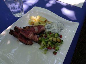Beef Tasting mit Pfalz BBQ12