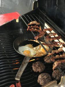 Gasgrill Napoleon, Equipment PFALZ BBQ