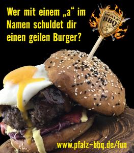 Pfalz BBQ FUN markiere a