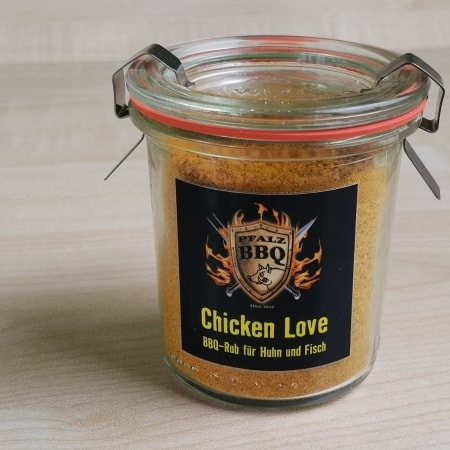 Chicken Love BBQ-Rub