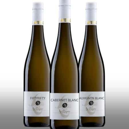 Limited Edition cabernet blanc, Weinset