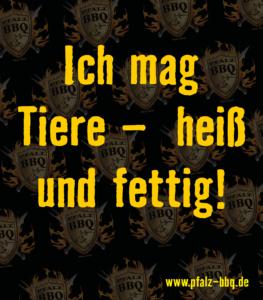 PFALZ BBQ Fun-Sprüche