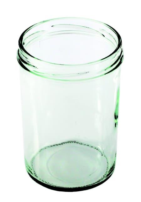 Wurstglas 440ml, Sturzgläser, Schraubgläser, Marmeladegläser