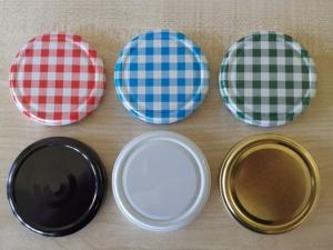 Marmeladengläser, 230 ml, Deckel TO 82mm