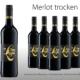 Merlot, trocken, Merlot Trocken, Zöller Lagas, 6er