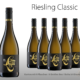 Riesling, Riesling classic, Zöller Lagas, 6er Karton,