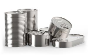 Konservendosen, Weißblechdosen, Wurstdosen, PFALZ BBQ