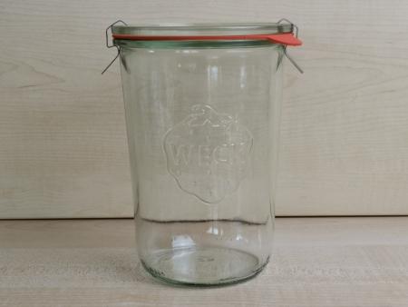 Weckglas, Sturzglas, 850ml, 3/4, PFALZ BBQ