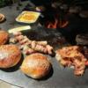 """Feuerplatte """"The Plate"""", Grillplatte, Feuerring, PFALZ BBQ"""