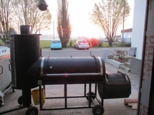 Barbecue, Smoker, PFALZ BBQ