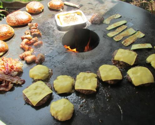 Feuertonne, Feuerring, Plate, PFALZ BBQ, 6
