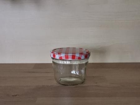Wurstglas 230ml, Einmachglas, Twist-Off-Glas, 230ml, PFALZ BBQ