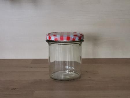 Wurstglas 350ml, Einmachglas, Twist-Off-Glas, 350ml, PFALZ BBQ
