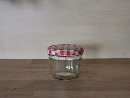Sturzglas 230 ml, Einmachglas, Twist-Off-Glas, 230ml