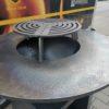 Feuerplatten Grill 7, PFALZ BBQ