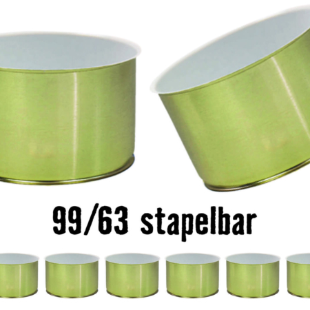 Weißblechdose 99-63 stapel